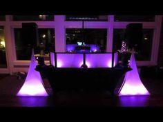 Wedding DJ Setup - Five-O DJ Entertainment #Chicagoweddingdj #Chicagowedding Dj Setup, Wedding Set Up, Entertainment Video, Chicago Wedding, Entertaining, Concert, Videos, Dj Equipment, Recital