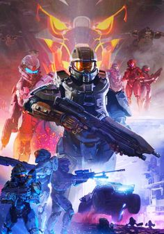 Halo 5 Guardians                                                                                                                                                                                 More