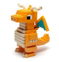Lego Pokemon might be the best Lego and Pokemon ever.