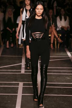 Givenchy ready-to-wear Spring/Summer 2015|27