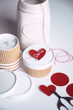 Adorable Treating Packaging :: Valentine's Day Ideas | The TomKat Studio