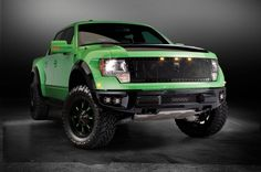 Raptor | Southern California's Premier Car & Truck Customizer - G.A.S. - Galpin Auto Sports