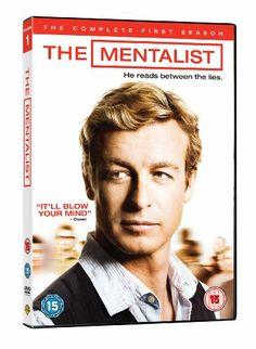 Non Brit!  The Mentalist Season 1 [DVD] [2010]: Amazon.co.uk: Simon Baker, Robin Tunney, Amanda Righetti, Tim Kang: DVD & Blu-ray