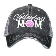 KD Volleyball Mom