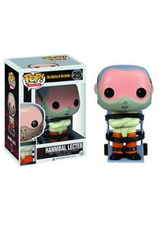 Pop: Movies Hannibal Lecter - Collectible