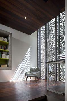 Filtered Light - Maison Escalier / Moussafir Architectes Associés