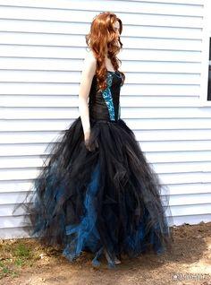 floor length tulle skirt .gorgeous
