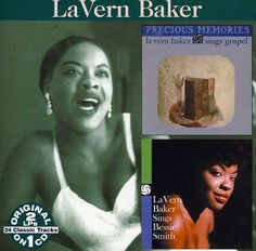 LaVern Baker - Precious Memories/Sings Bessie Smith