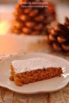 """Torta di carote """"paradisiaca"""""""