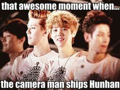 Well I ship BaekChen too and what a coincidence!!