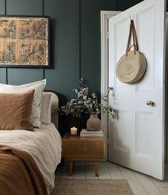 Pretty Bedroom, Dream Bedroom, Home Bedroom, Bedroom Decor, Master Bedrooms, Dream Decor, Little Houses, Home Interior Design, Decoration