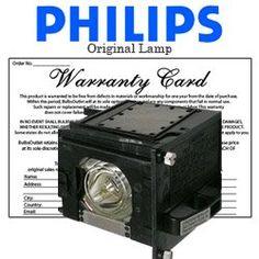 Philips Lighting Mitsubishi WD52631 Lamp with Housing 915P049010 by Philips. $129.99. Mitsubishi WD52631 Lamp with Housing 915P049010