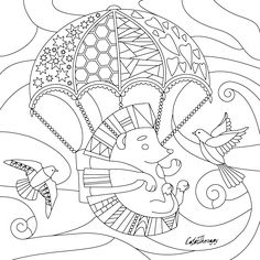 Cute Hedgehog Colouring Page Mandala Coloring Pages, Animal Coloring Pages, Free Coloring Pages, Coloring Sheets, Coloring Books, Color Fly, Colorfy App, Cute Hedgehog, Couture
