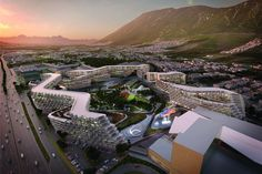 Esfera Monterrey | Zaha Hadid, Monterrey, México