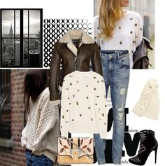 """""""3.1 Phillip Lim sweater"""" by sarapires on Polyvore"""