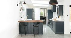 Shaker Kitchens by deVOL - Handmade Painted English Kitchens