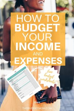 Read about the three crucial reasons why you should set up a budget or spending plan. Budgeting your income and expenses is a critical step to paying off debt! - The Budget Mom Money Saving Challenge, Money Saving Tips, Money Tips, Budgeting Finances, Budgeting Tips, Faire Son Budget, Setting Up A Budget, Planning Budget, Financial Planning