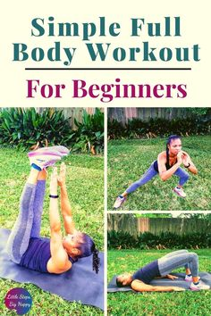 Check out this full body strength training workout that is perfect for beginners. This fat burning exercise routine will tighten and tone your arms, legs, and abs. This FREE printable workout requires no equipment and can be done at home. Get fit by adding this easy and simple workout to your daily routine for women. Beginner Full Body Workout, Gym Workout For Beginners, Abs Workout For Women, Strength Training For Beginners, Strength Training Workouts, Training Exercises, Ab Exercises, Easy Workouts, At Home Workouts