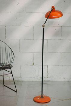 Gepo vintage vloerlamp / floorlamp \'60s | Pinterest | Mid century ...