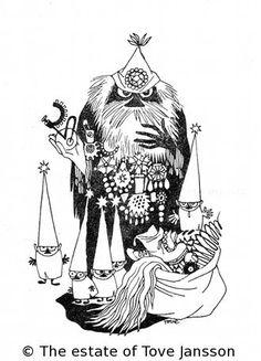 Tove Jansson's Zebran Sebulon love those little geezas People Illustration, Illustration Art, Tove Jansson, Spirited Art, Black And White Illustration, Sketchbook Inspiration, Art For Art Sake, Beautiful Drawings, Art Inspo