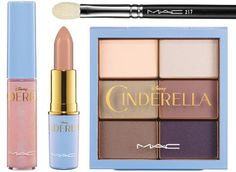 MAC Debuts a Cinderella Collection Fit for a Princess #InStyle