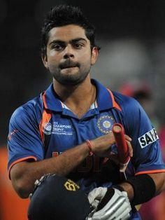 India Cricket : Hero of 28 Feb vs sri lanka .. Ton 133 in 86 - Won : Virat Kohli