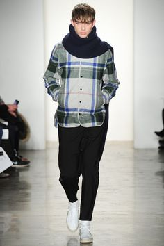 Tim Coppens Fall 2014 Menswear Collection Slideshow on Style.com