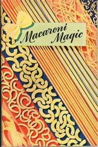 Vintage cookbook, booklet from Kentucky Macaroni Company, Louisville, later known as Delmonico Foods