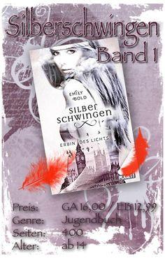 Rezension: Silberschwingen - MonaWest-Buchgeflüster