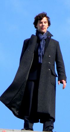 Oh no. Not now. I've just finished watching REICHENBACH FALL for like 30th time and I can't.