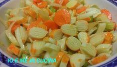 Una ricetta facile, veloce, fresca e gustosa??? Eccovi un insalatona di surimi, finocchio e sedano. Ottima come antipasto, contorno e anche piatto unico nelle giornate più calde #gialloblogs #giallozafferano #ricettadelgiorno #blogGZ #fattoincasa #faidate #ildolcemangiare #mangiaresano #mangiare #food #cibobuono #cibo #cibofattoincasa #ricetteveloci #ricettafacile  #piattounico #antipasto #contorno #insalata #insalatona #surimi…