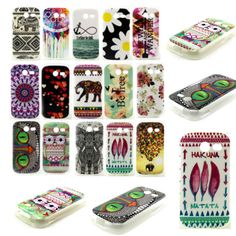 For Samsung Galaxy Pocket 2 G110 SM-G110H TPU Phone Case Silicone Patterns Cover #UnbrandedGeneric