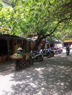 hieman_vino: Ensimmäinen viikko Hanoissa Hanoi