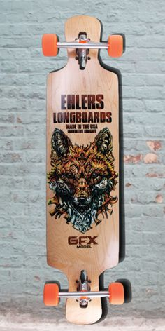 Longboards USA - GFX 42 inch Drop Through Longboard from Ehlers - Complete, $134.00 (http://longboardsusa.com/longboards/cruiser-longboards-riding-style/gfx-42-inch-drop-through-longboard-from-ehlers-complete/)