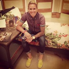 Ashlyn Harris. (Instagram)