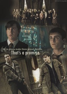 DEATHLY HALLOWS, HARRY POTTER, NEVILLE LONGBOTTOM, ORDER OF THE PHOENIX,
