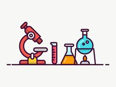 Lab Icon by Mustafa Kural