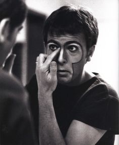 Peter Gabriel ... no, I don't ever get tired of him. :3