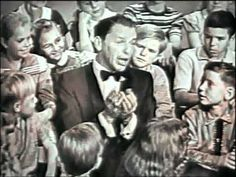 Frank Sinatra - High Hopes. Possibly the most adorable thing I've ever seen! I love this man.
