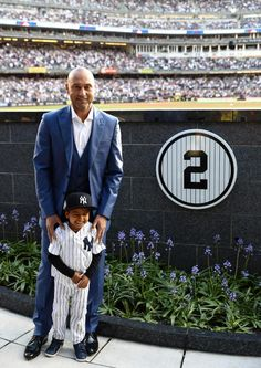 The Captain has been immortalized. Thank you Derek Jeter #2