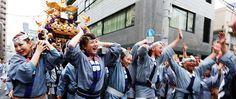 日本的祭祀活動(1)三社祭和淺草 | nippon.com 日本網