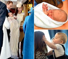 Prince George's Baby Album: Kate Middleton and Prince William's Firstborn Son