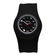 Iconic Computer Watch Black Dachshund Gifts, Gifts For Your Boyfriend, Watch Faces, Crazy Cat Lady, Dog Design, Unique Fashion, Dog Lovers, Band, Stuff To Buy