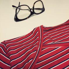 "27 Likes, 2 Comments - Novita Estiti (@verypurpleperson) on Instagram: ""Muslin for #brontetop #sewing"""