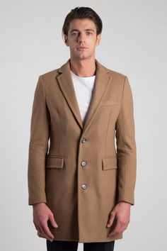 QUINTESSENCE Coat. Shop now #mensfashion #menscoat at #hionidismankind Fall Winter 2015, Shop Now, Suit Jacket, Breast, Key, Mens Fashion, Suits, Coat, Jackets