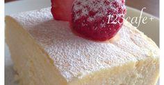 ポイントをおさえれば簡単なスフレチーズケーキ♪お店で買ったと思わせる絶品レシピです( *´艸`)プレゼントしたくなる味☆