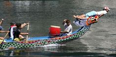 Dragon boat racing In South Africa