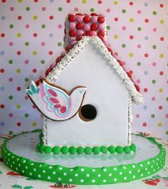 gingerbread house by letitia