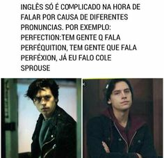 Cole Sprouse, Dylan Sprouse, Riverdale Funny, Riverdale Memes, Truth Of Life, Motivational Phrases, Pretty Little Liars, Best Tv, Book Series