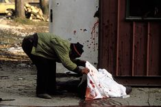 Horrors of Bosnian War no more war please Dear God bless the world with peace